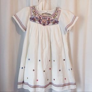 Monsoon Girl's Embroidered Dress